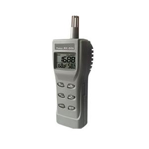 Calibração de medidor de CO2