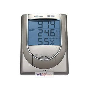 Calibração de Termo Higrômetro