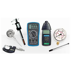 Calibração de instrumentos de medição em geral