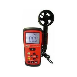 Calibração de Termo Anemômetro