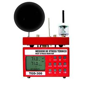 Calibração de termômetro globo