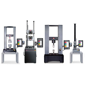 Manutenção de máquina de ensaio